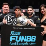 Bibiano Fernandes Defeats Kevin Belingon Via Kimura At One Wujie: Dynasty Of Champions (changsha)