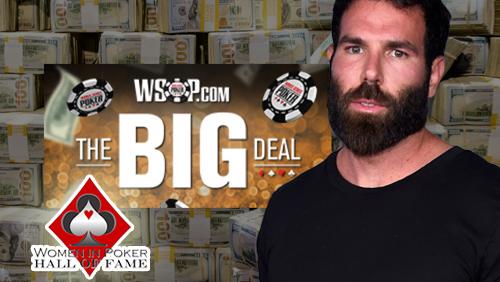 3 Barrels: Dan Bilzerian Spends $100k on Powerball; Women Poker Hall of Fame, and a Big Deal