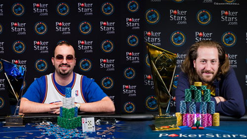 Bryn Kenney and Steve O'Dwyer Break PCA & EPT Super High Roller Records