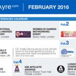 CalvinAyre.com Featured Conferences and Events: February 2016