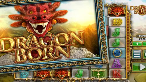Dragon Born, the world's first MEGAWAYS™ slot is live on Leo Vegas
