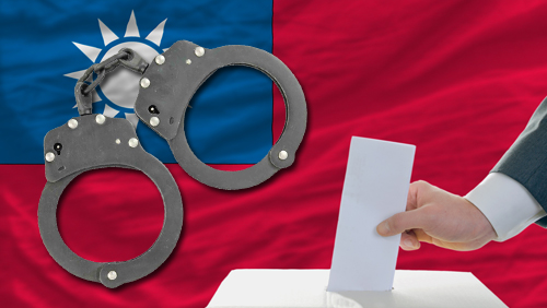 Election gambling ring busted ahead of Taiwan's Jan. 16 presidential polls