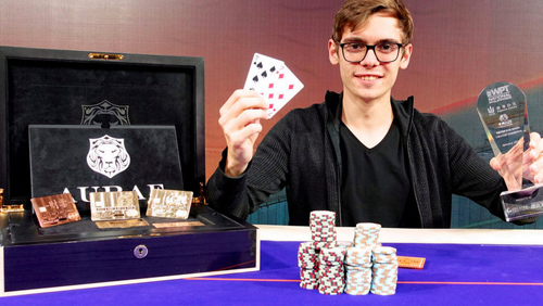 Fedor Holz Wins the Largest Buy-In Event in WPT History For $3.4m