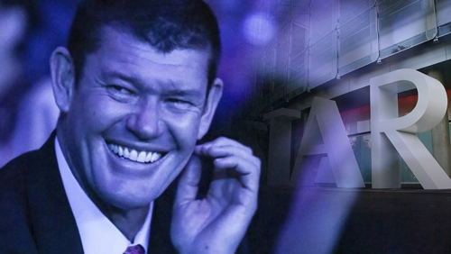 James Packer supports The Star $500M tower in Sydney