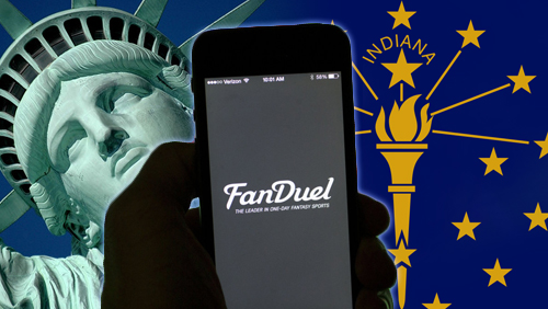 Lawmakers invites Fanduel to make Indiana as its home state