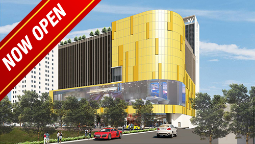 Manila Jockey Club affiliate opens new gaming venue in the Philippines