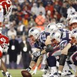NFL Divisional Playoffs – Kansas City Chiefs vs. New England Patriots