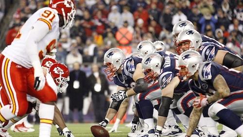 NFL Divisional Playoffs – Kansas City Chiefs vs. New England Patriots