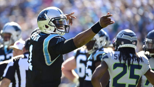 NFL Divisional Playoffs – Seattle Seahawks vs. Carolina Panthers