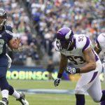 NFL Wildcard Weekend – Seattle Seahawks vs. Minnesota Vikings