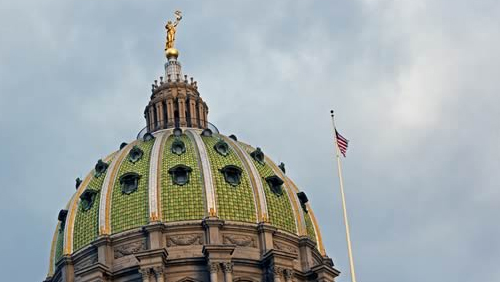 Pennsylvania online gambling bill still on current topics for state's budget deficit