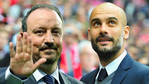 Real Madrid Sack Rafa Benitez; Guardiola Will Manage in Premier League Next Year