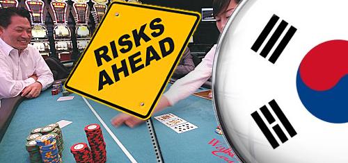 Korean gambling card sports gambling scandal