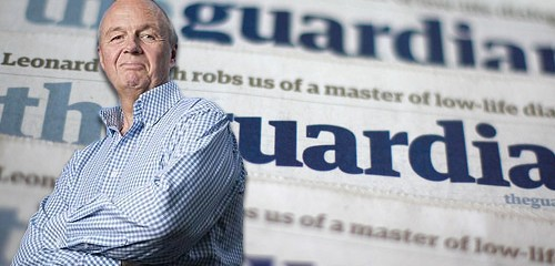 The Guardian scrutinizes RGT chairman conflict of interests