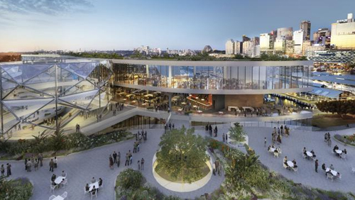 The Star to build $500m hotel across Crown's Barangaroo project