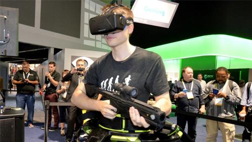 Virtuix Hosts First-Ever Virtual Reality eSports Tournament