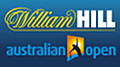 William Hill Australian Open betting turnover surges; NSW fines Bet365, Unibet