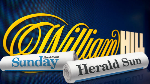 William Hill demands Herald Sun to retract front page over in-play betting claims
