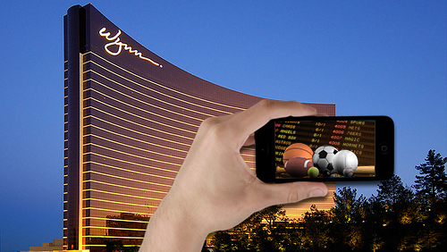 wynn casino sports betting app