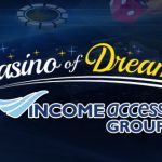 Casino of Dreams Launches Affiliate Programme with Income Access