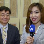 Chen Guanghan discuss the benefits of China's One Belt, One Road Initiative to Macau's gaming industry
