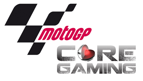 CORE Gaming on the grid with MotoGP Virtual Sports deal