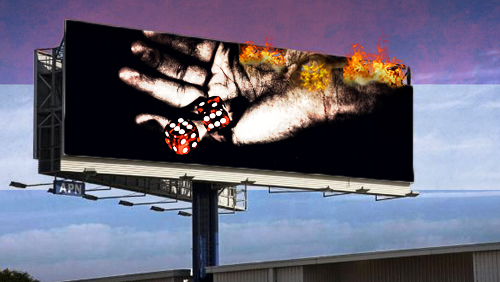 Ban online gambling advertising why is gambling legal on reservations