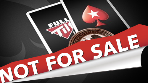 Full Tilt to retire but not for sale