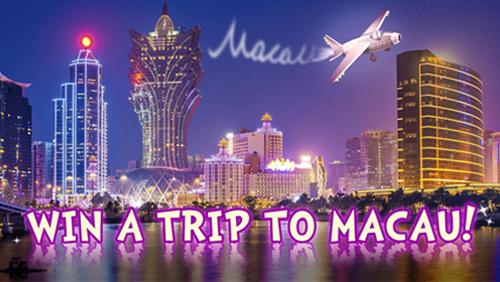 Kash Karnival to Give Away Free Ticket to Macau