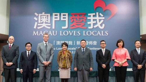 Macau casinos launch campaign for locals