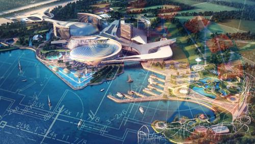 Mohegan Sun wins South Korea casino license