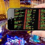 Nevada casino gaming revenue falls despite record sports betting handle