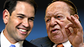 Adelson-owned newspaper endorses Marco Rubio for GOP prez nominee