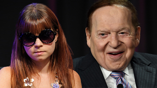Sheldon Adelson Signs Annette Obrestad to Represent Venetian Poker Room