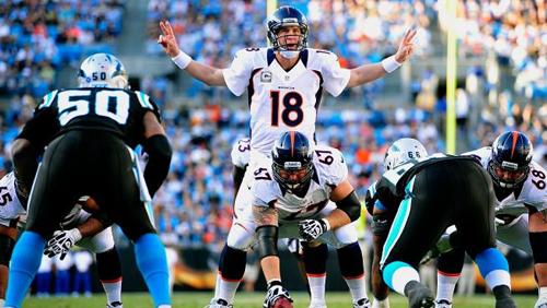 Super Bowl 50: Carolina Panthers vs. Denver Broncos