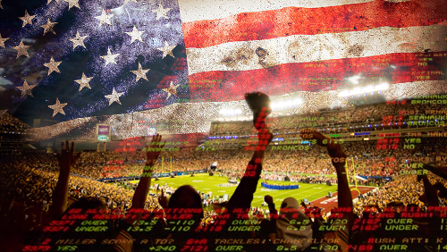Majority of Super Bowl fans want to legalize sports betting in the US