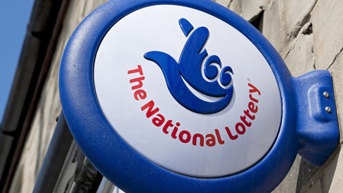 UK's National Lottery wooing back angry punters with flowers, meals