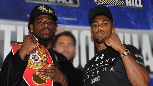 William Hill to sponsor IBF World title fight