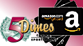 Online bookie 5Dimes' use of Amazon gift cards targeted by US Homeland Security