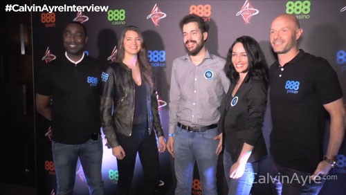 888Live Poker Tournament Highlights Video