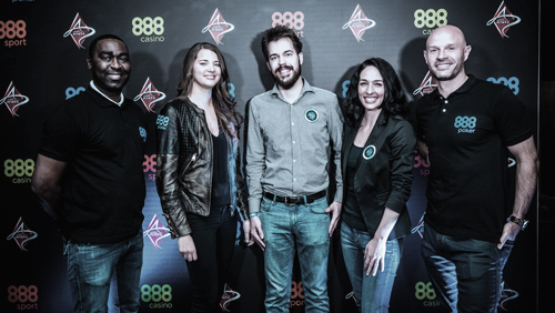 888Poker Ink 12-Month Branding Deal With Aspers Poker Room; Danny Mills and Andy Cole Star; Kara Scott Debuts With 3rd Place Finish