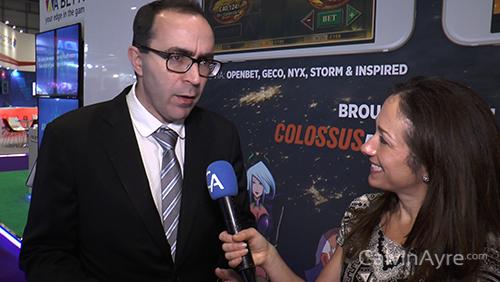 Bernard Marantelli on Africa as a Prime Area of Colssosus Bets