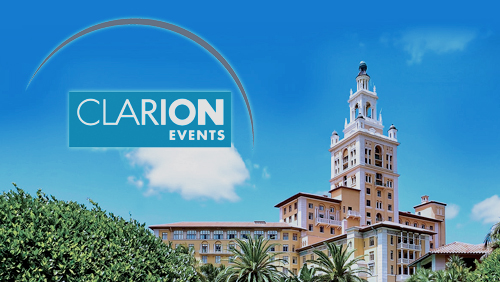 Clarion Events and Urban Expositions launch Juegos Miami