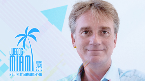 Clarion's Julian Graves talks gaming on 15 day South American tour