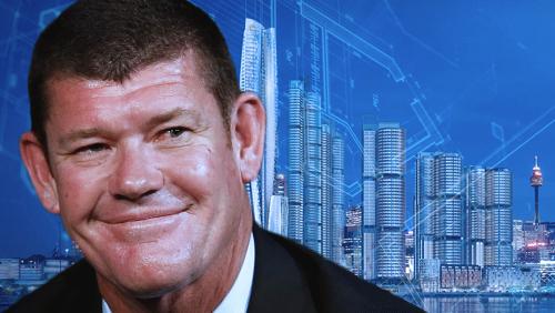 Crown Sydney finally gets gov't nod after James Packer tweaks casino design