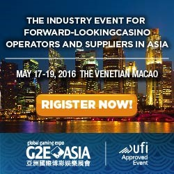 G2E Asia 2016