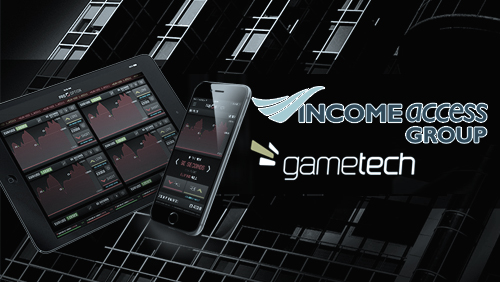 Gametech Launches Managed Affiliate Programme with Income Access
