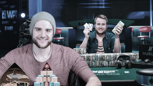 German Poker Players Pius Heinz and Dietrich Fast Take Titles