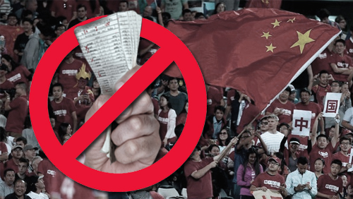 Hong Kong football fans barred from betting on Super League over 'integrity' issues