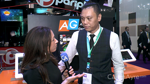 Kelvin Chui Asia on Slots in Asian Market
